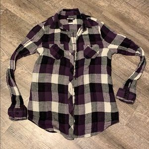 Hot topic flannel